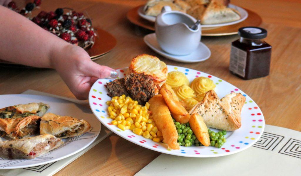 Vegetarian Christmas Dinner  A Lovely Lidl Ve arian Christmas Dinner LidlSurprises