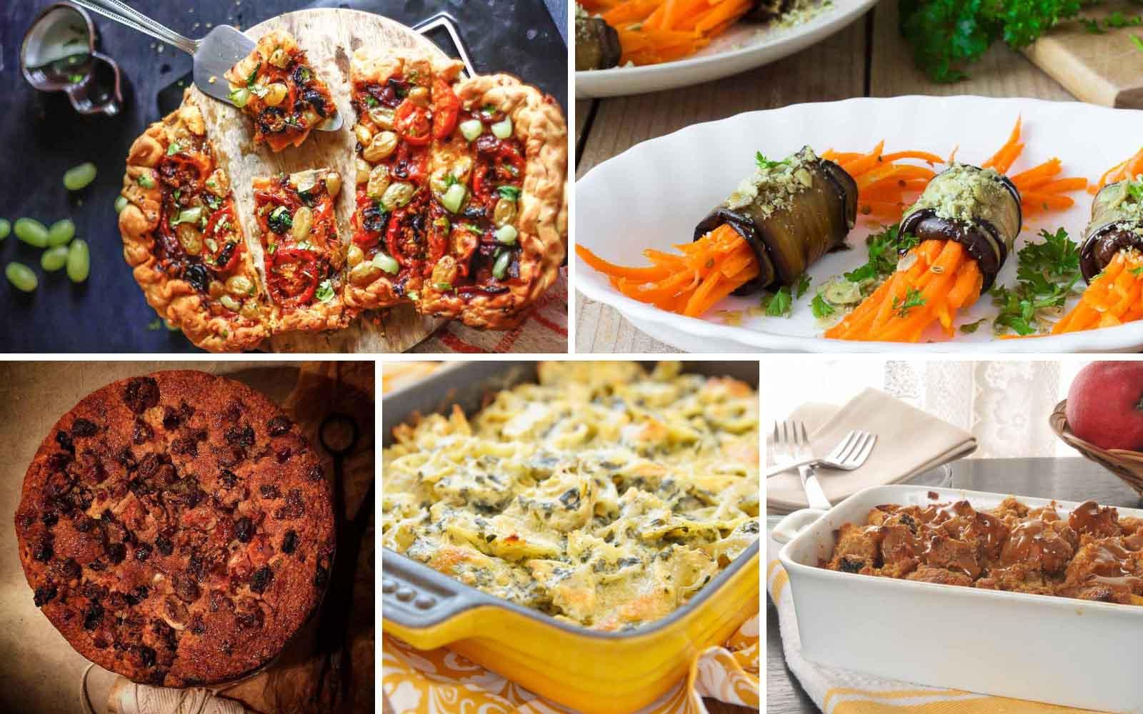 Vegetarian Christmas Dinner  Enjoy A 3 Course Ve arian Christmas Dinner Menu by