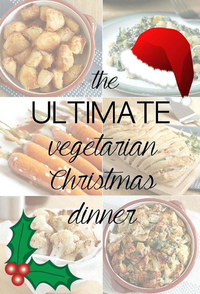 Vegetarian Christmas Dinner  The ultimate ve arian Christmas dinner Amuse Your Bouche