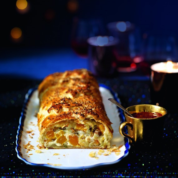 Vegetarian Christmas Dinner Recipes  Ve arian Christmas recipes Woman And Home