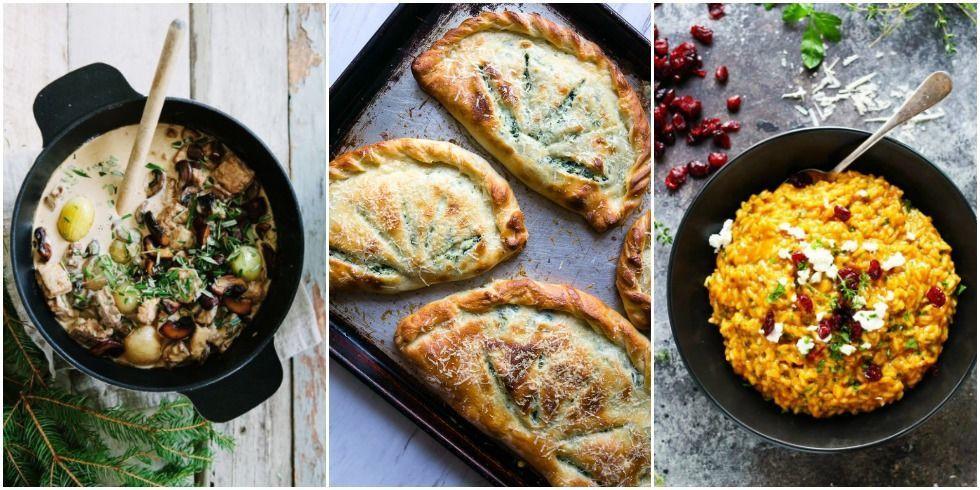 Vegetarian Christmas Dinner Recipes  14 Ve arian Christmas Menu Ideas Best Ve arian