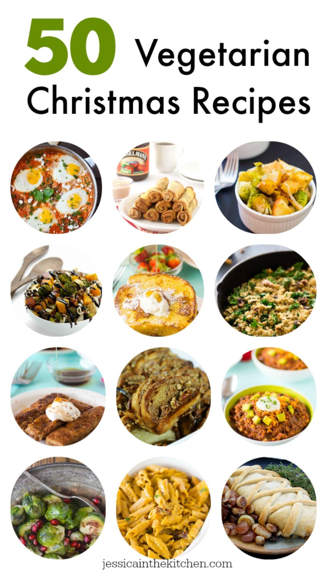 Vegetarian Christmas Dinner Recipes  Best 25 Ve arian christmas recipes ideas on Pinterest