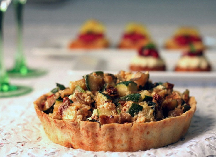 Vegetarian Christmas Dinner Recipes  Fit Bottomed Lady
