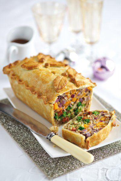 Vegetarian Christmas Dinner Recipes  81 best images about Casseroles on Pinterest