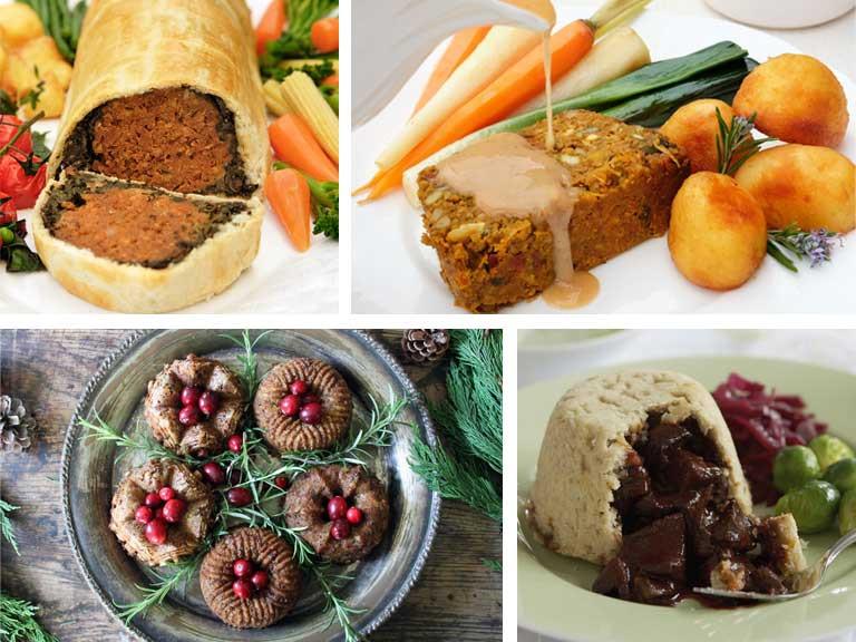 Vegetarian Christmas Dinner Recipes  Ideas for a ve arian or vegan Christmas dinner Saga