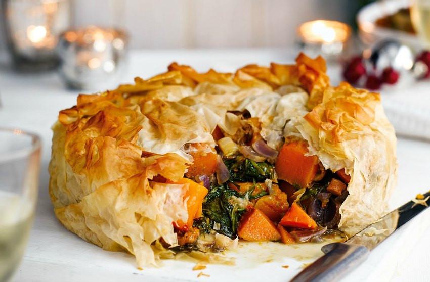 Vegetarian Christmas Dinner Recipes  10 Ve arian Christmas Dinner Ideas