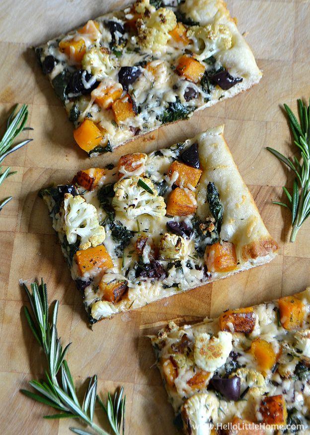 Vegetarian Fall Recipes  100 Must Try Ve arian Fall Recipes
