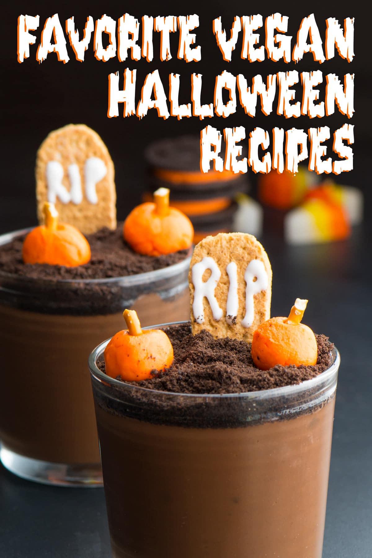 Vegetarian Halloween Recipes  Favorite Vegan Halloween Recipes Namely Marly