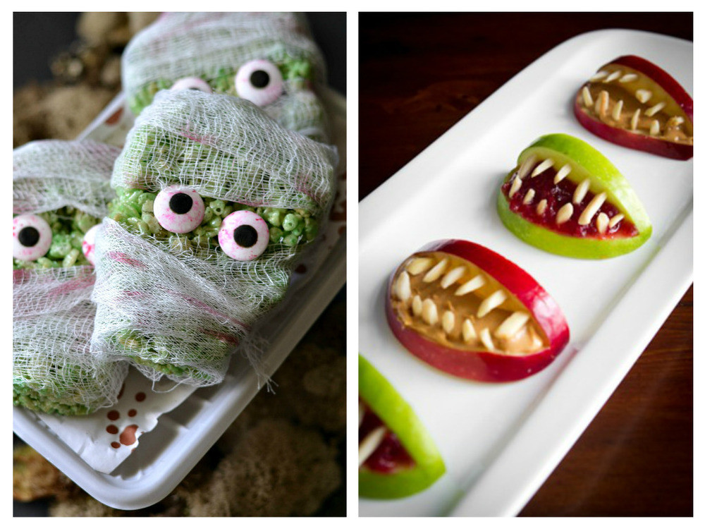 Vegetarian Halloween Recipes  Spooktacular Vegan Halloween Treats – The Flaming Vegan A