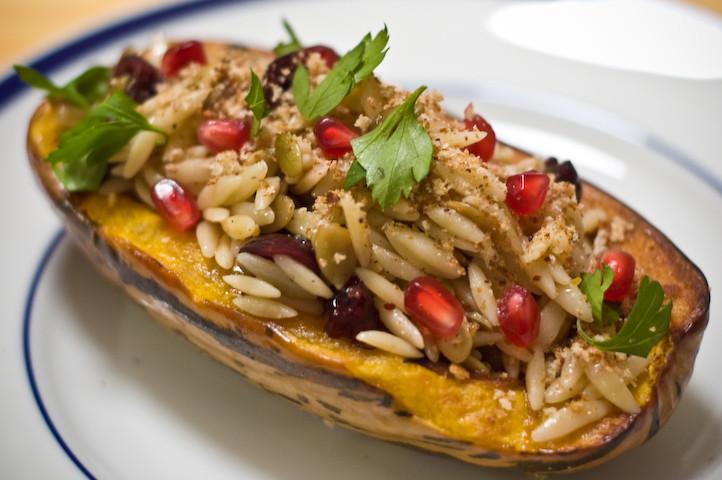Vegetarian Thanksgiving Food  Ve arian Thanksgiving Recipes