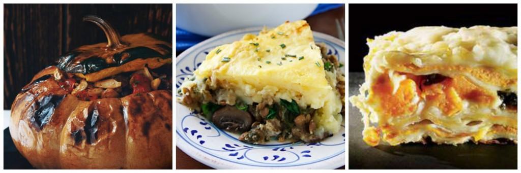 Vegetarian Thanksgiving Main Dishes  Ve arian Thanksgiving Main Dish Recipes