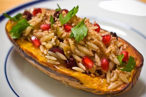 Vegetarian Thanksgiving Main Dishes  Meatless Main Dishes for Thanksgiving