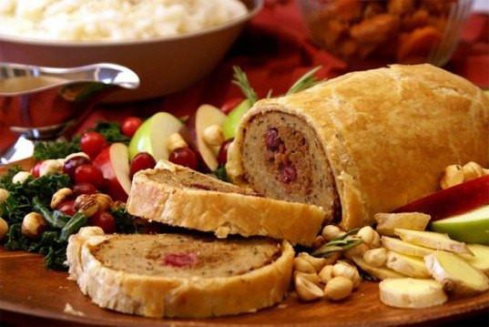 Vegetarian Thanksgiving Protein  6 Vegan and Ve arian Turkey Alternatives for