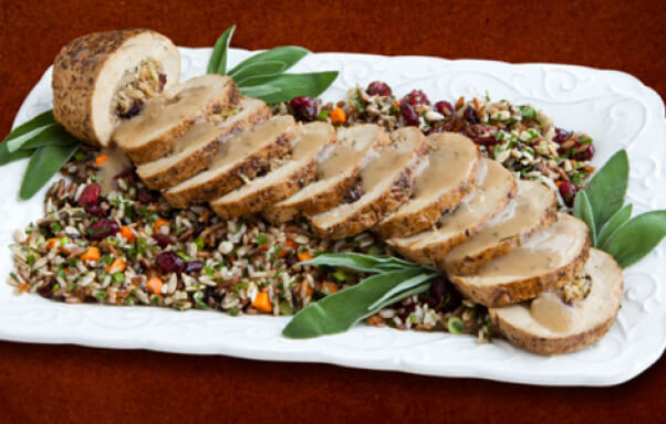 Vegetarian Thanksgiving Protein  9 Vegan Turkey Roasts to Make Your Holidays Even Happier