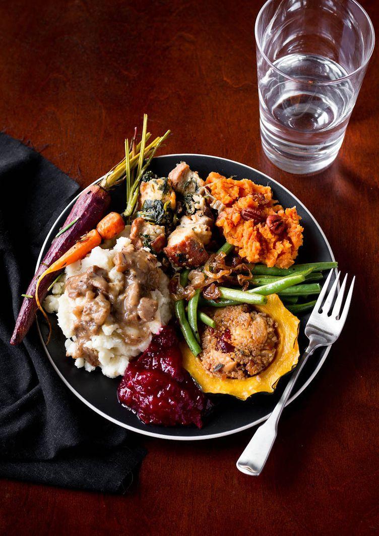 Vegetarian Thanksgiving Recipes Main Dish  33 Ve arian Thanksgiving Recipes Made With Real Food