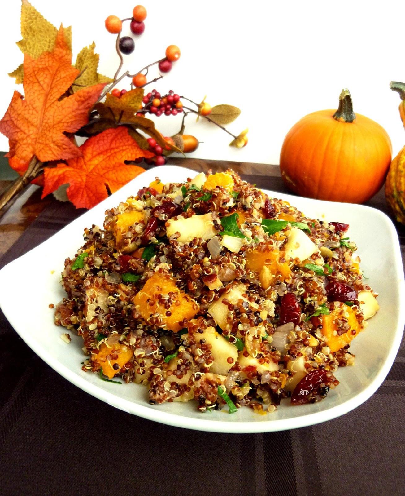 Vegetarian Thanksgiving Recipes Main Dish  Vanilla & Spice Recipes for a Ve arian Thanksgiving
