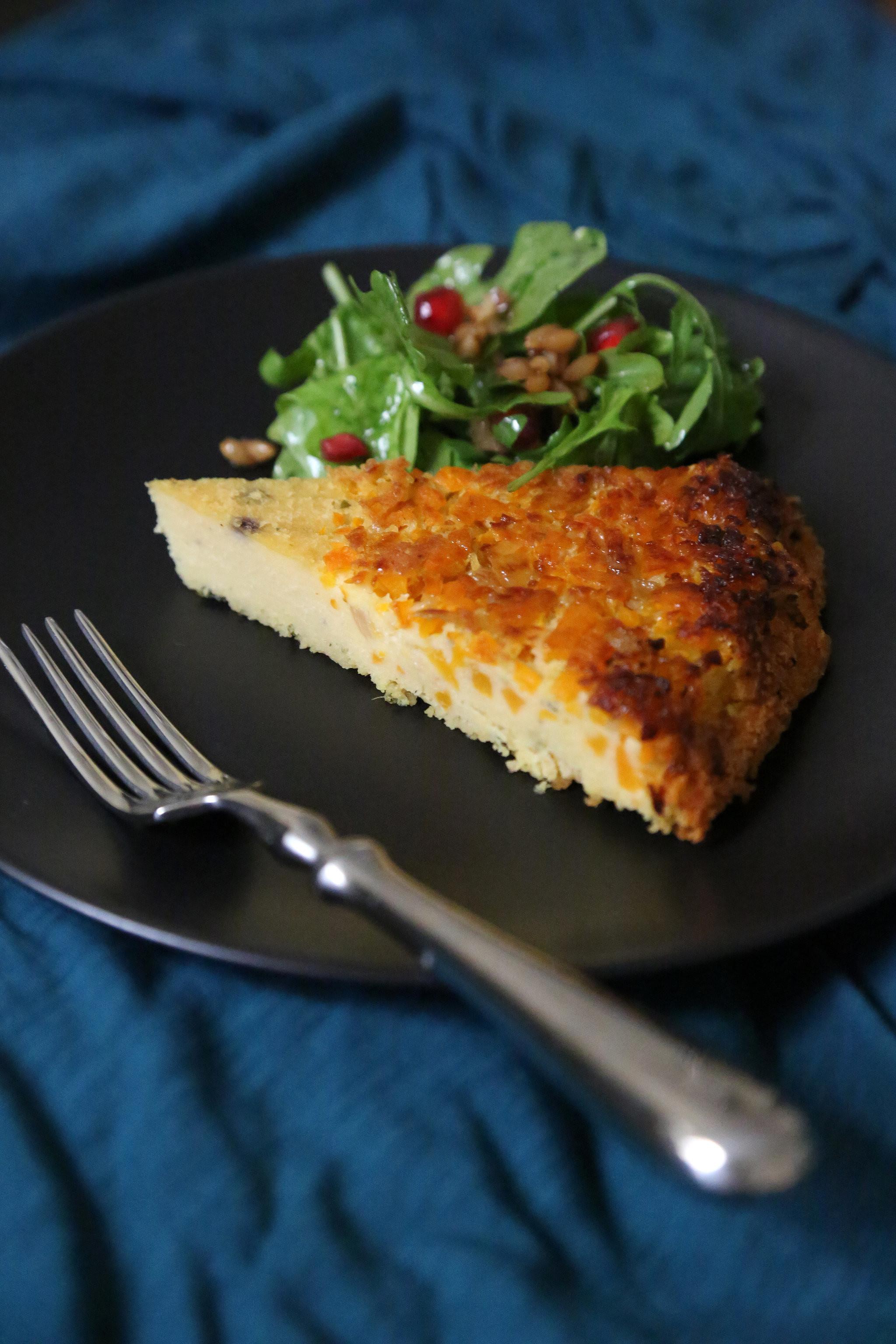 Vegetarian Thanksgiving Recipes Main Dish  Delicious Ve arian Thanksgiving Main Dish