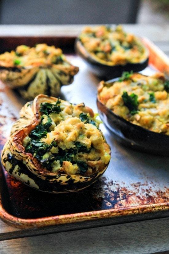 Vegetarian Thanksgiving Recipes Main Dish  30 Vegan Thanksgiving Recipe Ideas The Glowing Fridge
