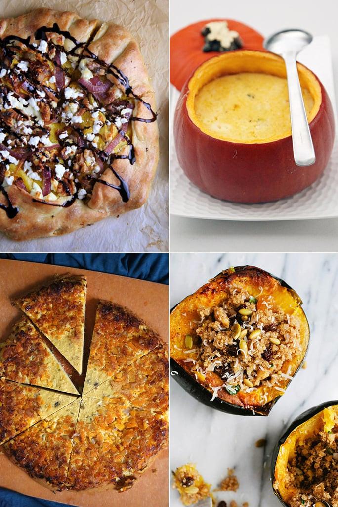 Vegetarian Thanksgiving Recipes Main Dish  Ve arian Main Dishes For Thanksgiving