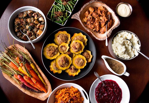 Vegetarian Turkey For Thanksgiving  A Ve arian Thanksgiving Menu