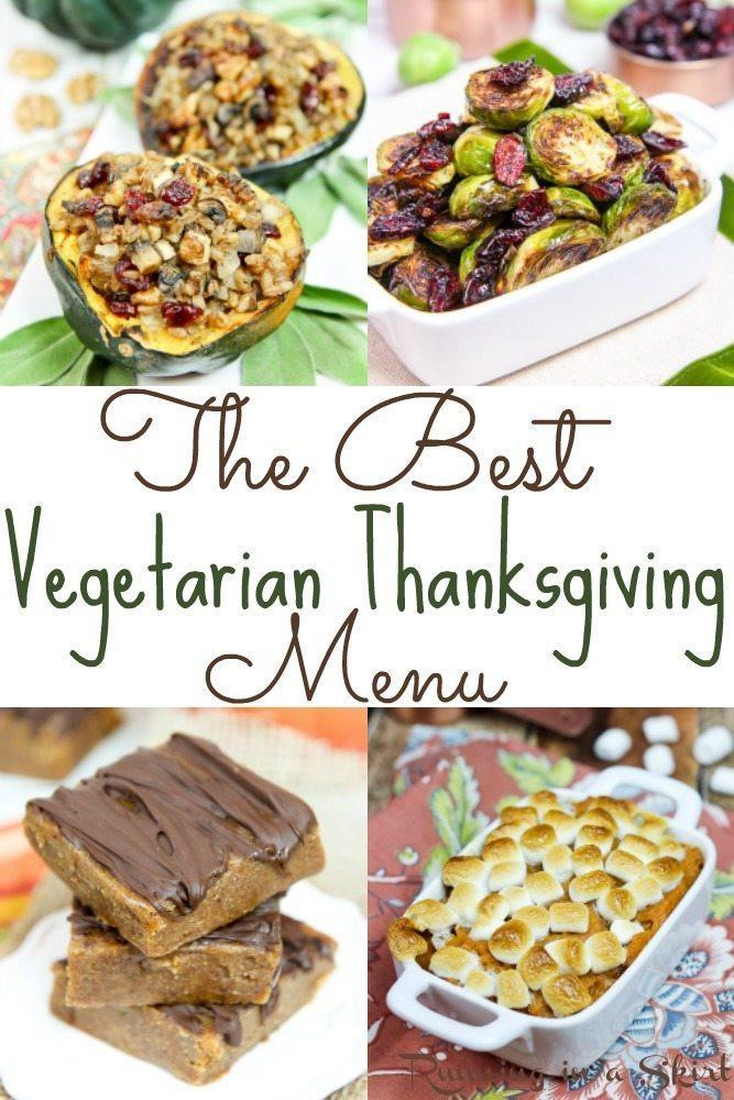 Vegetarian Turkey For Thanksgiving  The Best Ve arian Thanksgiving Dinner Menu