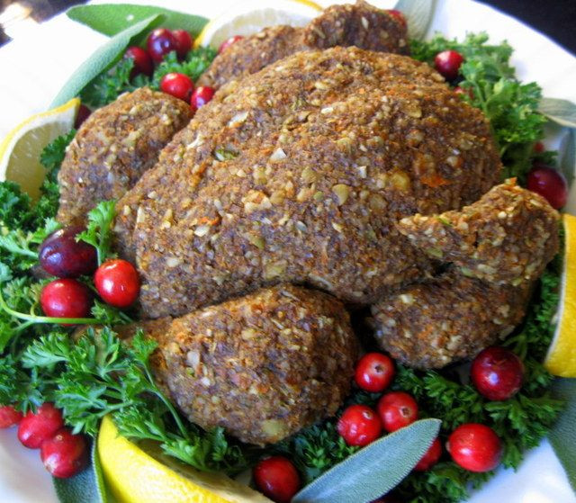 Vegetarian Turkey For Thanksgiving  116 best images about Food Ve arian Sausages Mock