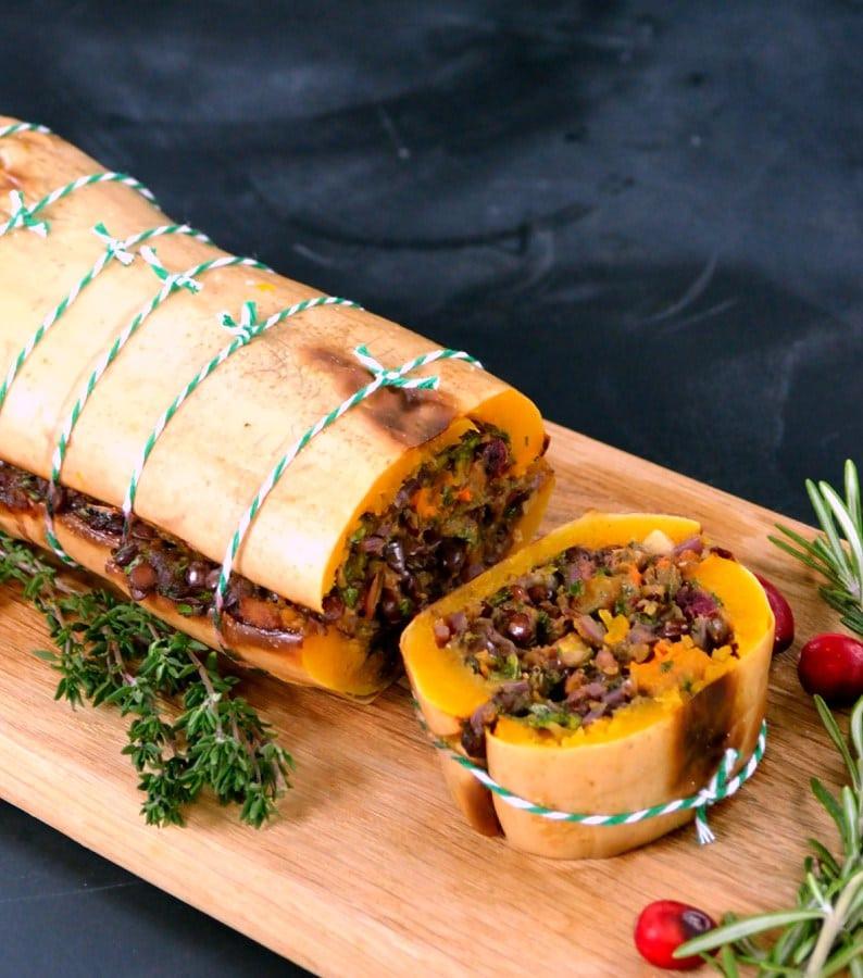 Vegetarian Turkey For Thanksgiving  25 Vegan Thanksgiving Recipes Vegan Heaven