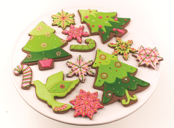 Vintage Christmas Cookies  Christmas Cookie Decorating