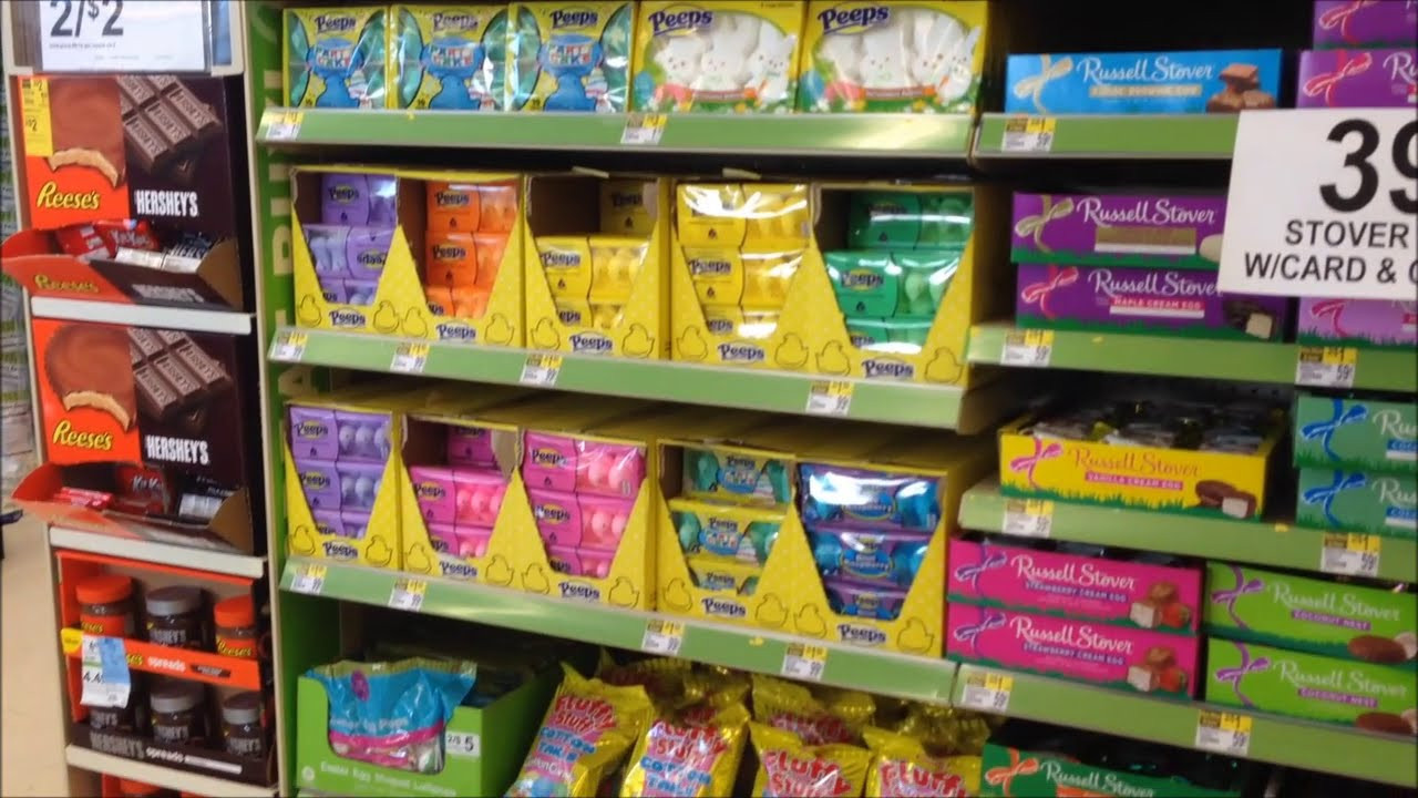Walgreen Christmas Candy  Walgreens Easter Candy & Toys 2015