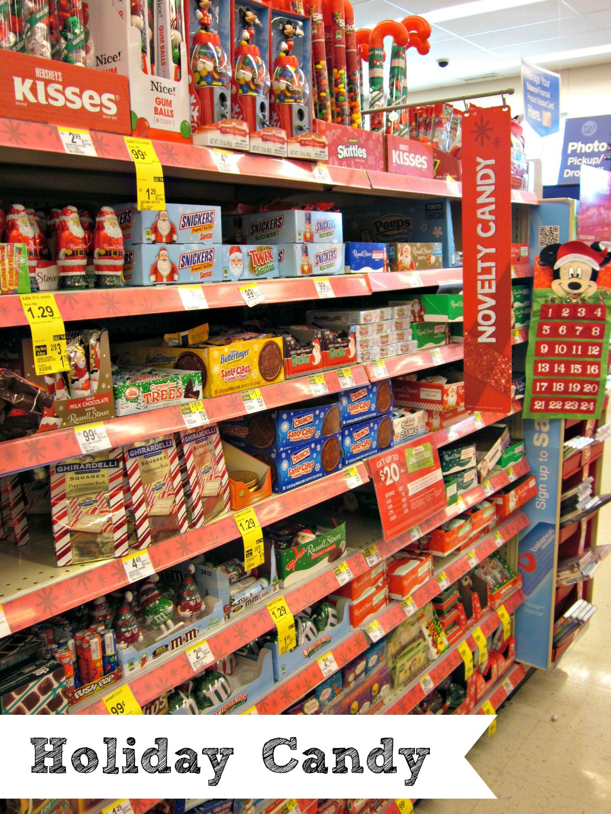 Walgreen Christmas Candy  Men s Stocking Stuffers & the Walgreens Holiday Gift Guide