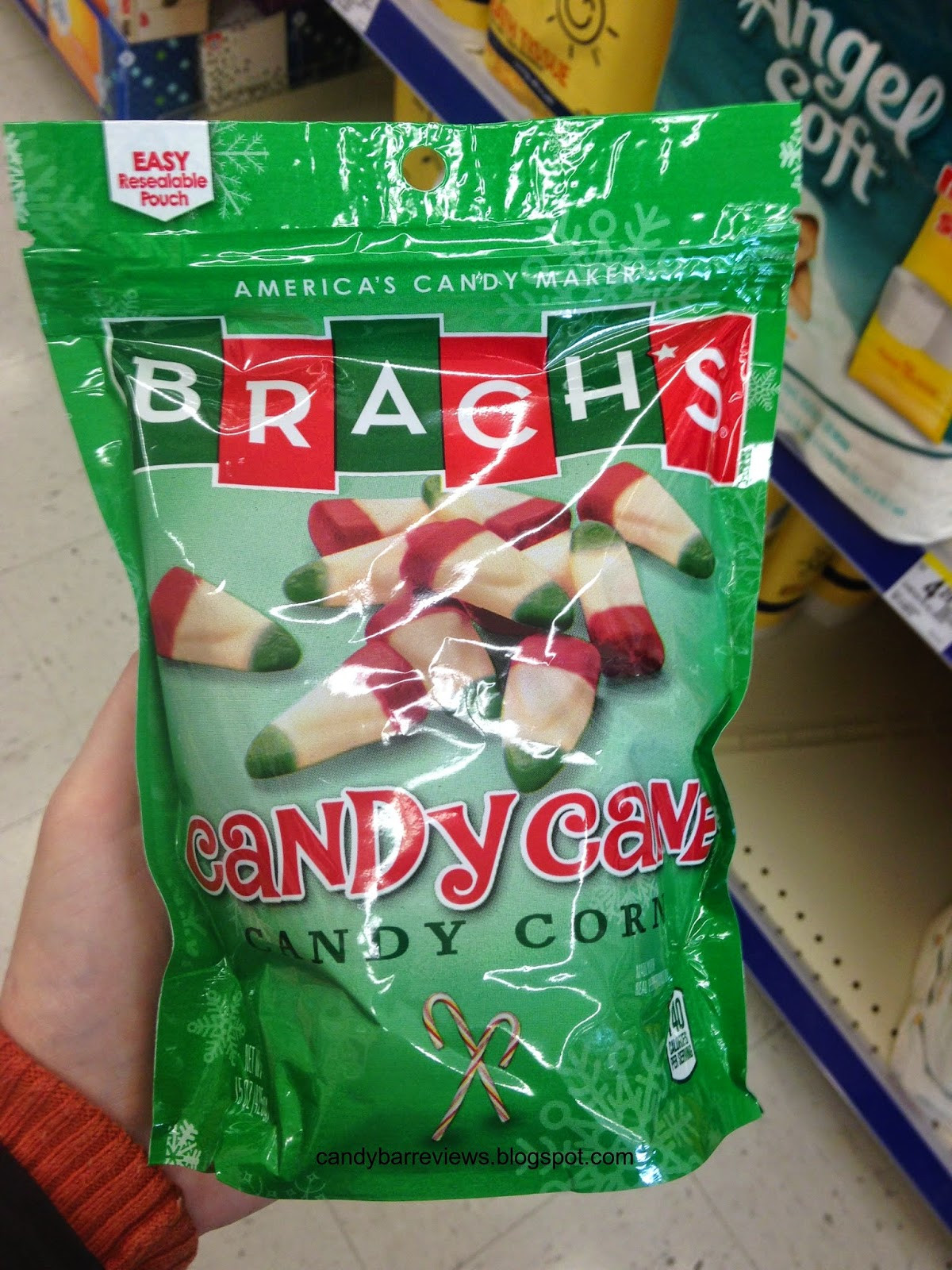 Walgreen Christmas Candy  Candy Bar Reviews Candy Hunting 2014 Holiday Candy Part 1