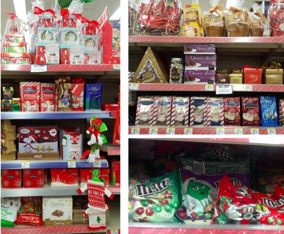 Walgreen Christmas Candy  Walgreens Christmas Clearance Candy Starbucks Gift Sets