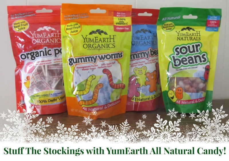 Walgreen Christmas Candy  YumEarth Natural Candy Stocking Stuffers Now Available
