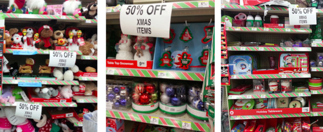 Walgreens Christmas Candy  WALGREENS CLEARANCE
