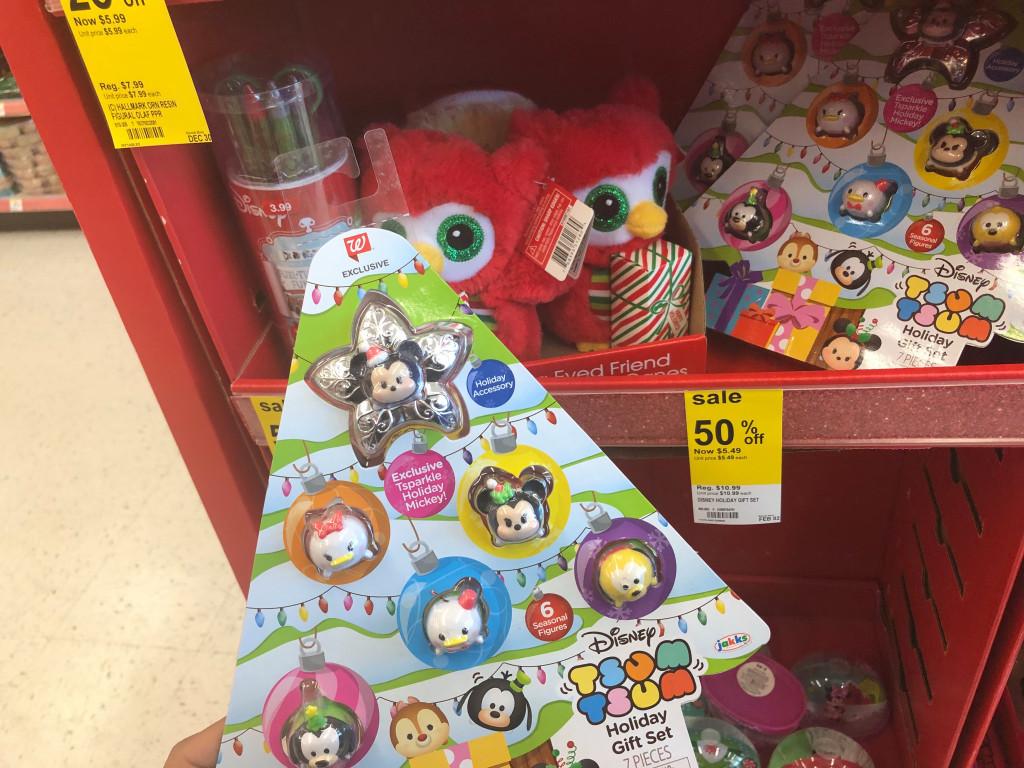 Walgreens Christmas Candy  Up to f Christmas Clearance at Walgreens Decor