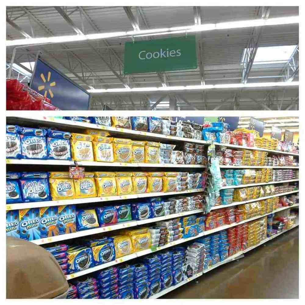 Walmart Christmas Cookies  Oreo Cookie Balls