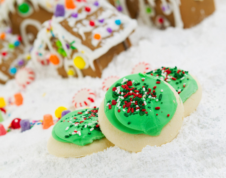 Walmart Christmas Cookies  Walmart is making it simple for you to have a special