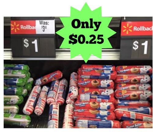 Walmart Christmas Cookies  Pillsbury Christmas Cookies only $0 25 at Walmart