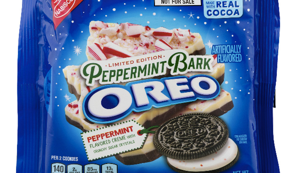 Walmart Christmas Cookies  Peppermint Bark Oreos Are Finally Here So Get Your Hot
