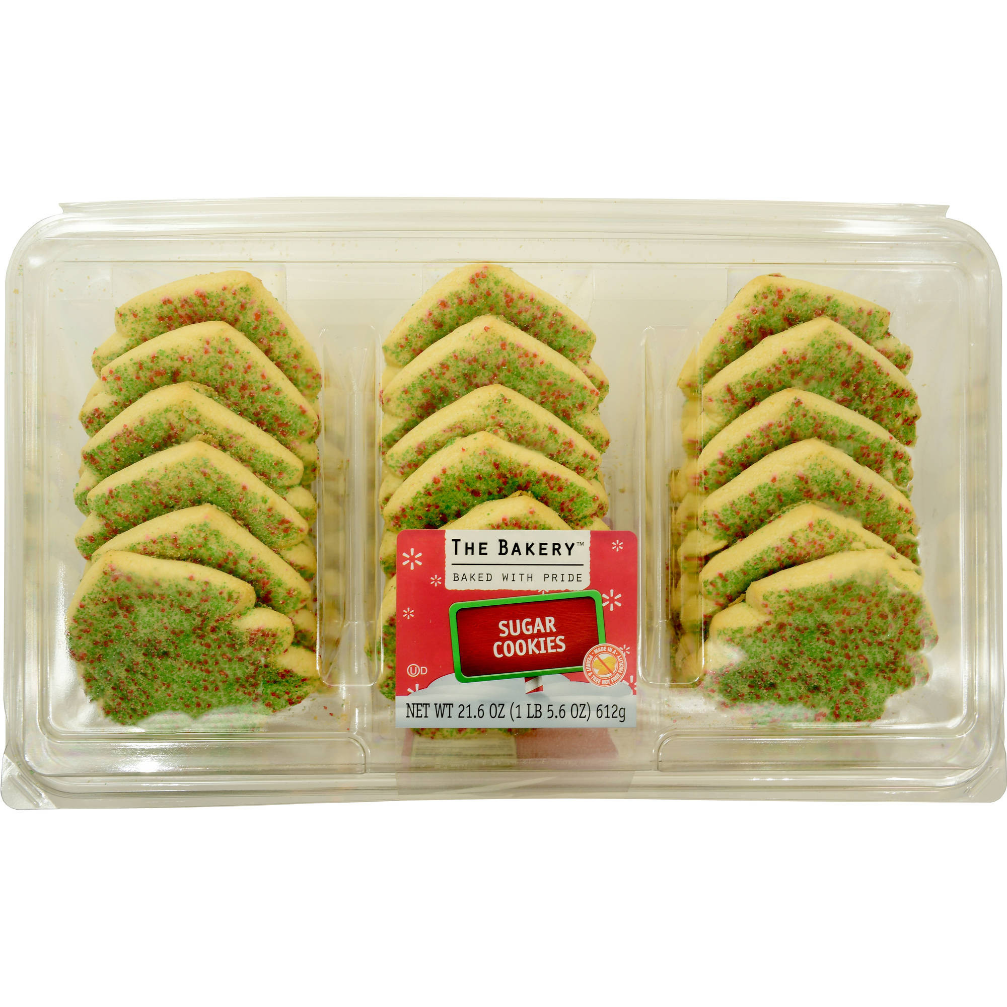 Walmart Christmas Cookies  Product Features