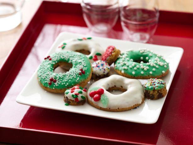 Walmart Christmas Cookies  Cookie Wreaths Recipe Food