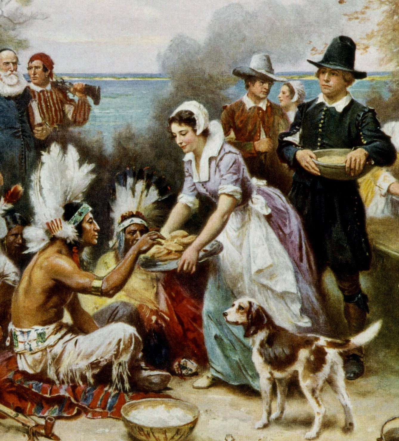 Was There Turkey At The First Thanksgiving  Hiring Collaboration Tips From The Very First Thanksgiving