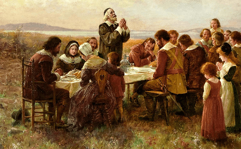 Was There Turkey At The First Thanksgiving  The truth behind the first Thanksgiving – Bent Corner