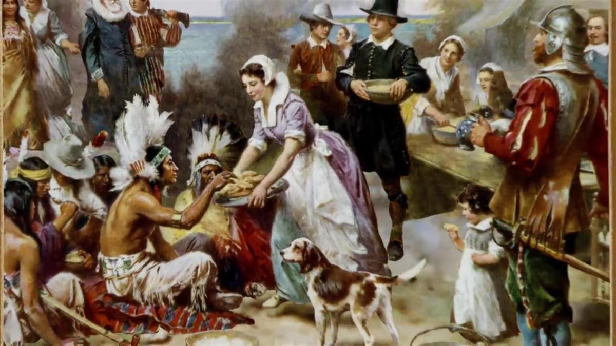 Was There Turkey At The First Thanksgiving  First Thanksgiving Meal HISTORY