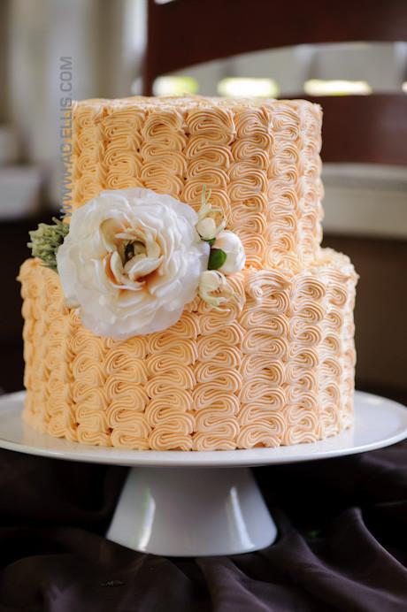 Wedding Cakes Sioux Falls  Textured Vintage Wedding Cakes The Cake Lady Sioux Falls