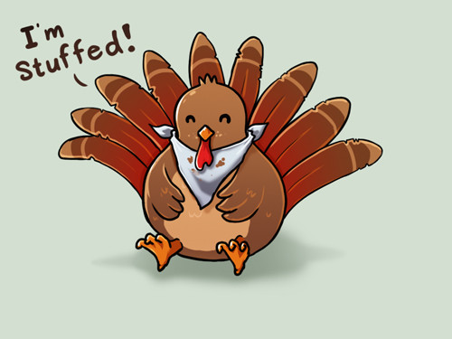 When Should I Buy My Turkey For Thanksgiving  Happy Thanksgiving by ramy on DeviantArt