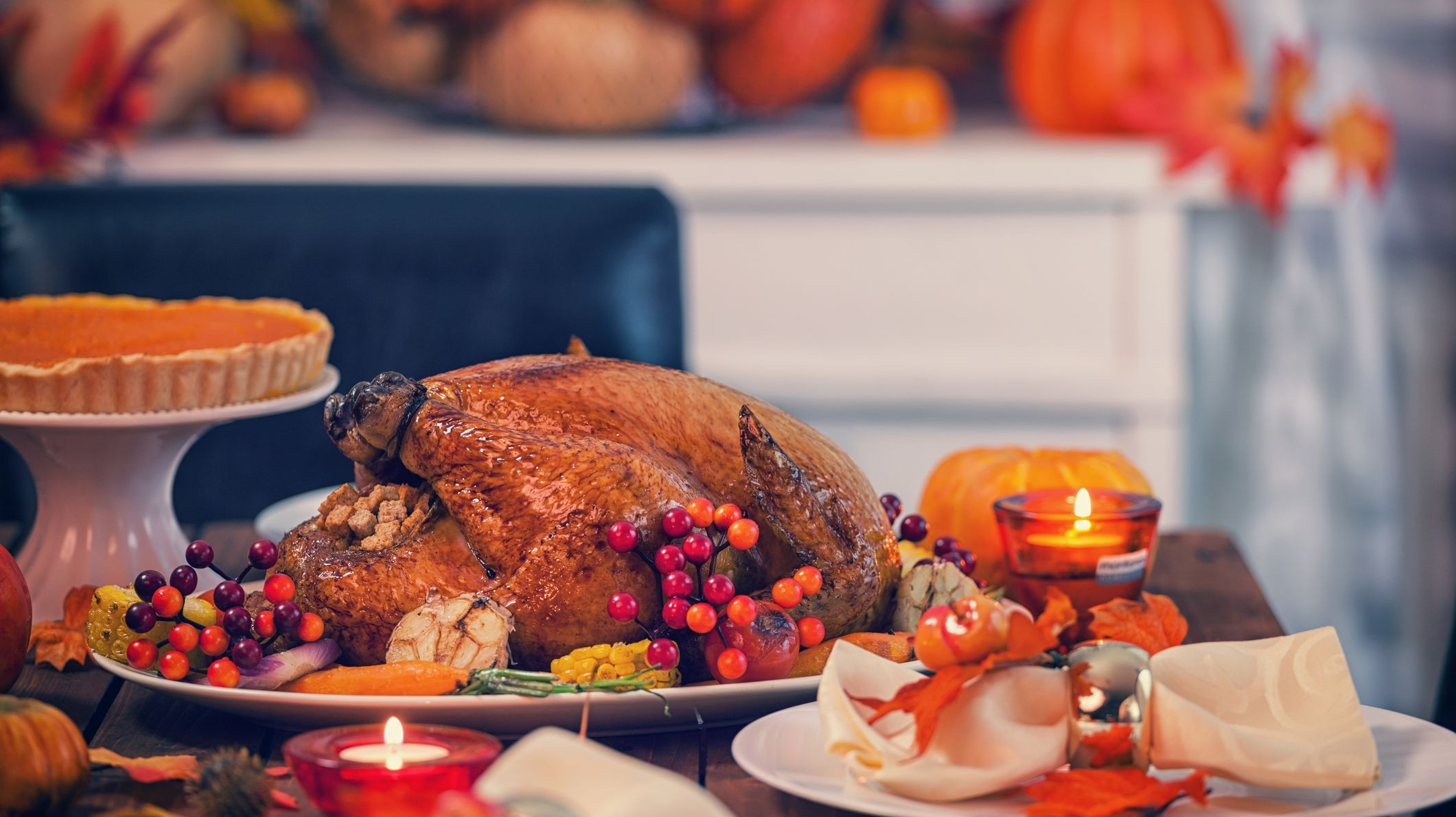 Why Do We Eat Turkey For Thanksgiving  The History Behind Why We Eat 10 Dishes at Thanksgiving
