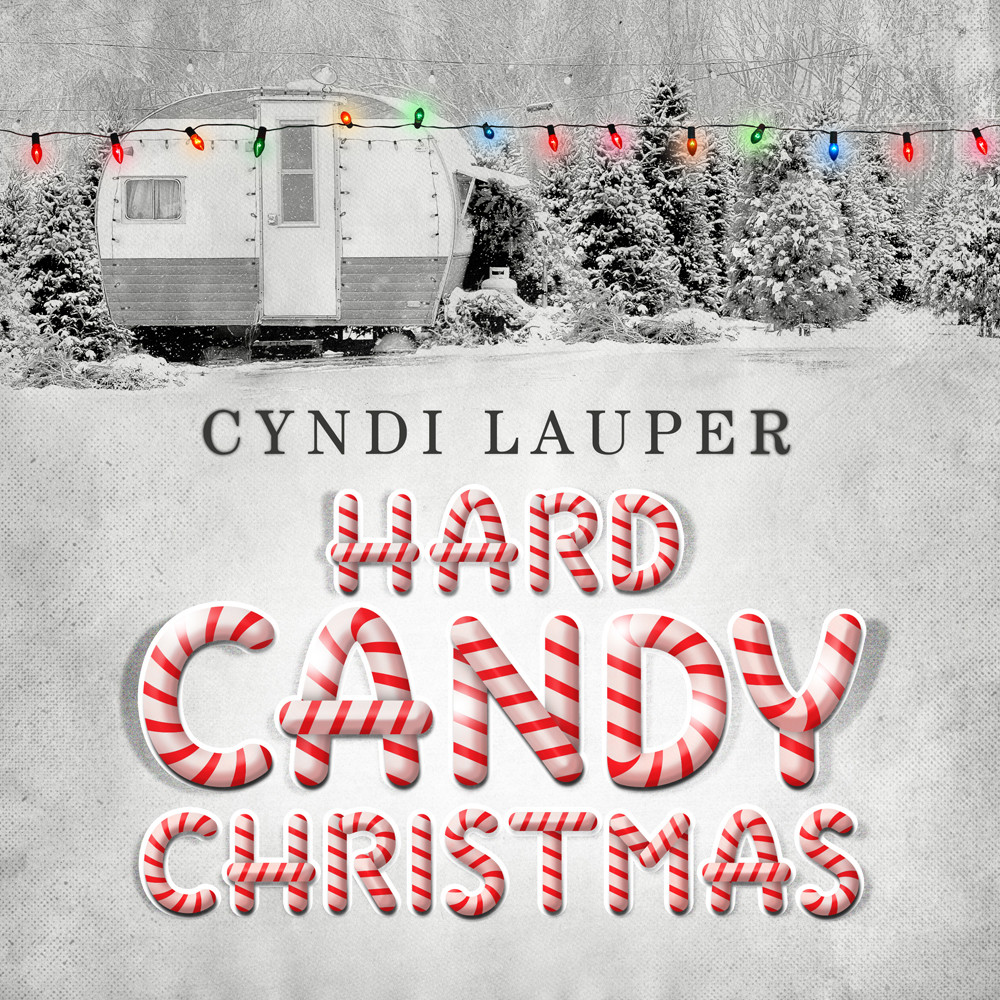 Youtube Hard Candy Christmas  Singles and Albums Art