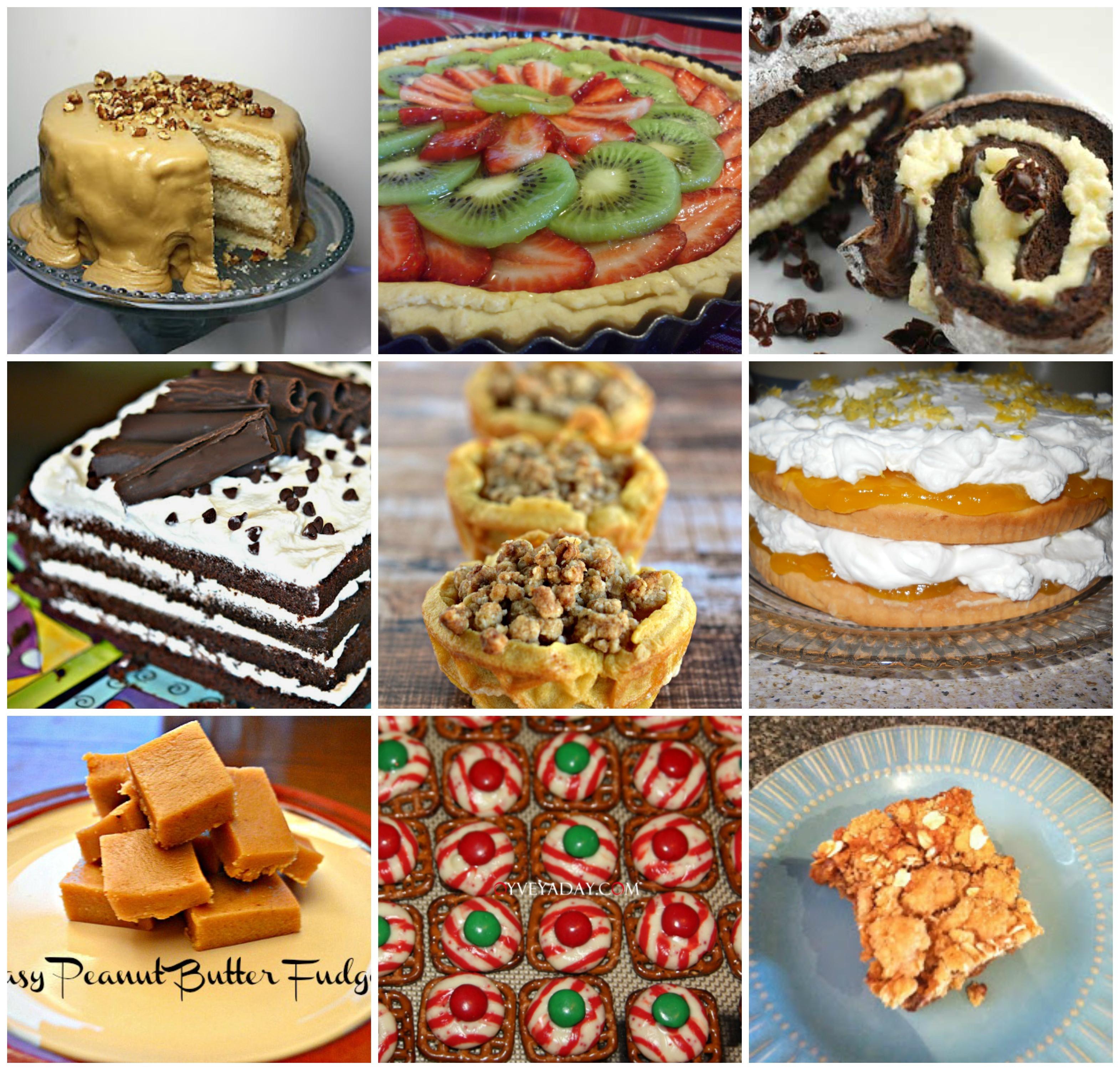 Yummy Christmas Desserts  9 Yummy Easy Desserts For Christmas FabGrandma